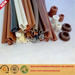 Wooden Door Rubber Seal Strip