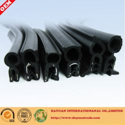 Electric cabinet rubber seal strip